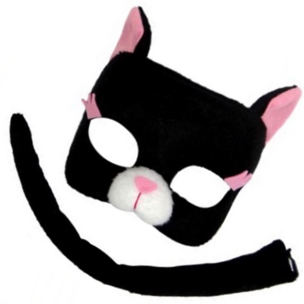 Cat Mask -plush