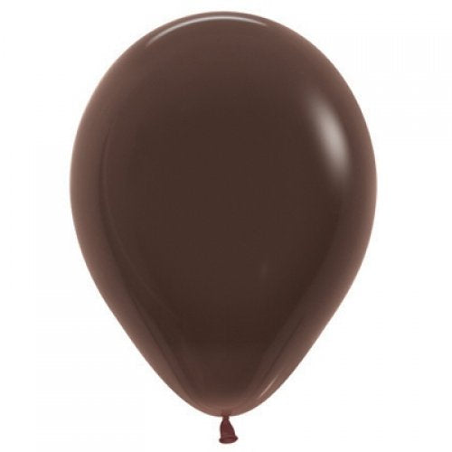 Chocolate Brown Balloon