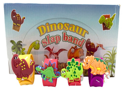Slap Band - Dinosaur