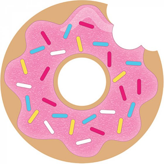 Donut Time Party Invitations