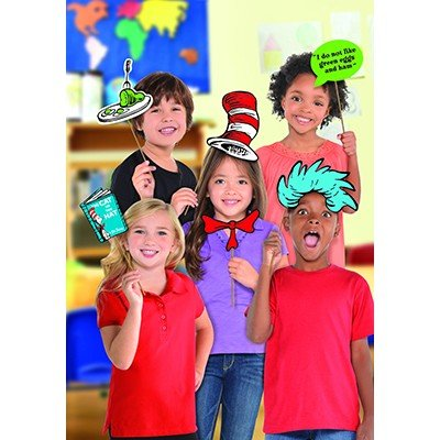 Dr Seuss Cat In The Hat Photo Props