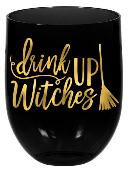 Drink up witches cup