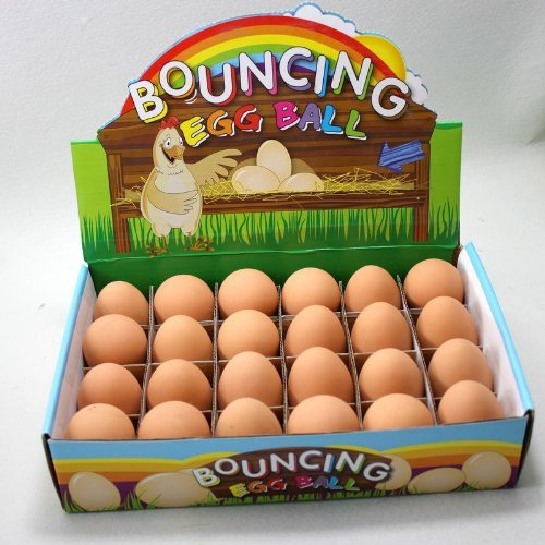Egg Bounce Ball
