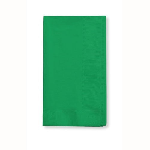 Emerald Green Dinner Napkins P50