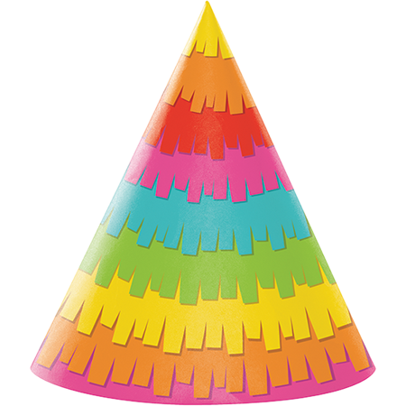 Fiesta Party Cone Hats