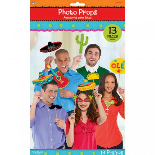 Fiesta Photo Prop - Amscan