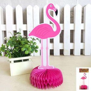 Flamingo Party Centrepiece