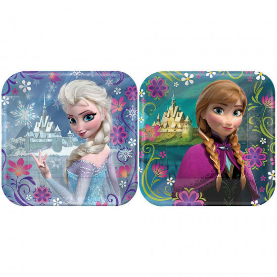 Frozen Lunch Plates