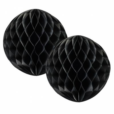 Honeycomb Ball 15cm Black
