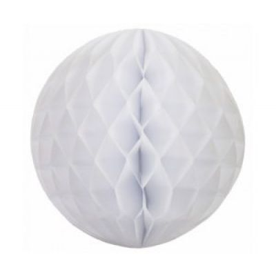 Honeycomb Ball 35cm White