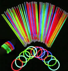Glow Sticks Pack 50