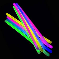 Glow Sticks Pack 15