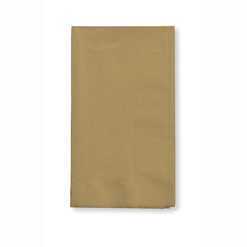 Gold Dinner Napkins P50