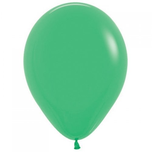Standard Green Balloon