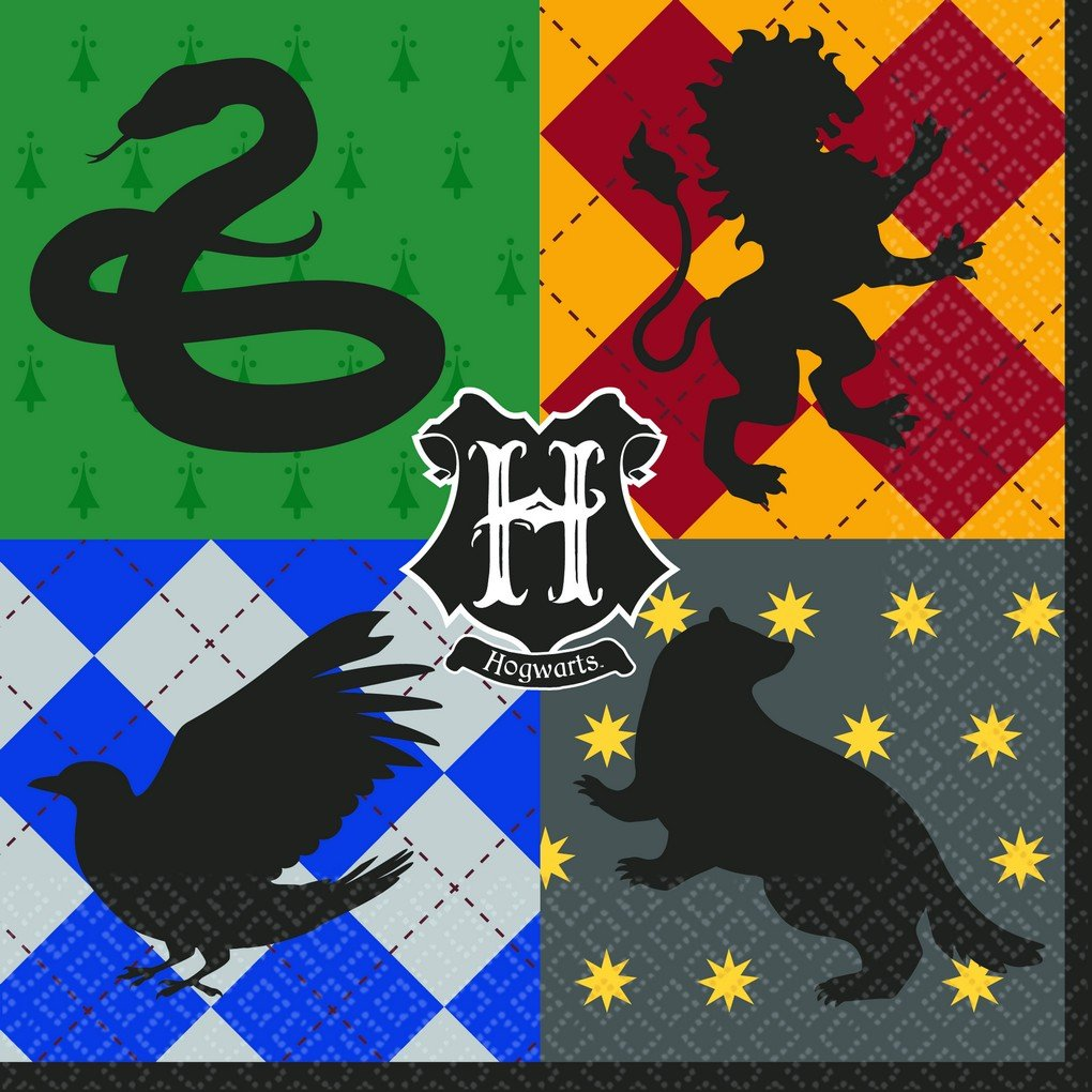 Harry Potter Lunch Napkins