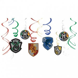 Harry Potter Swirl Decorations
