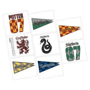 Harry Potter Temporary Tattoo Favours