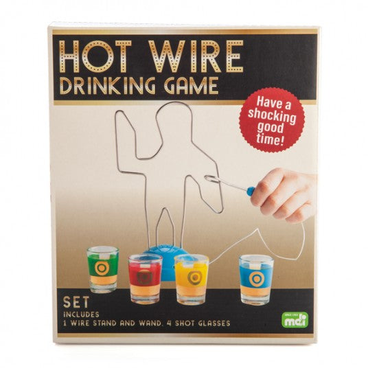 Hot Wire Drinking Game