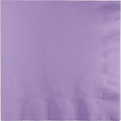 Lilac Lunch Napkins P50