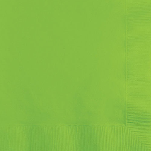 Lime Lunch Napkins P50