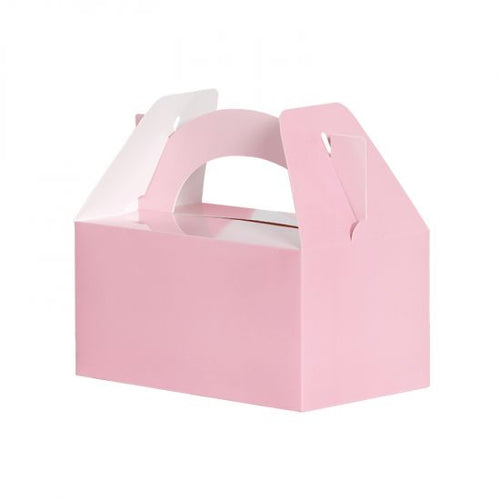Pastel Pink Lunch Boxes Pack 5