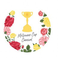 Melbourne Cup Cutout Decoration