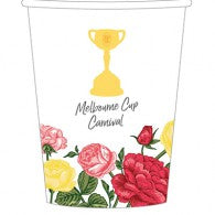 Melbourne Cup Paper Cups