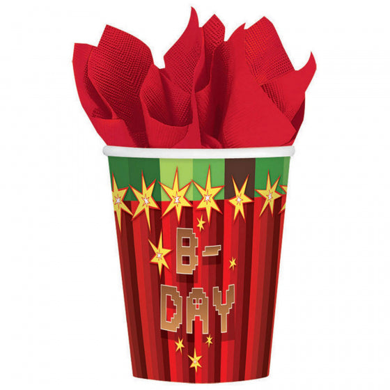 Minecraft-TNT Party Cups