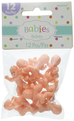 Little Plastic Babies
