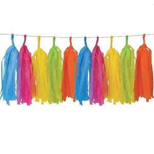 Tropical Tassel Garland