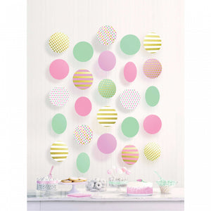 Circle Hanging Decorations