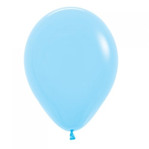 Pastel Light Blue Balloon