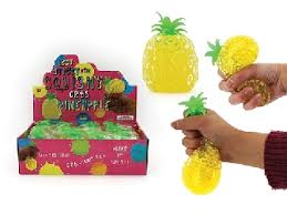 Pineapple Squeeze Toy