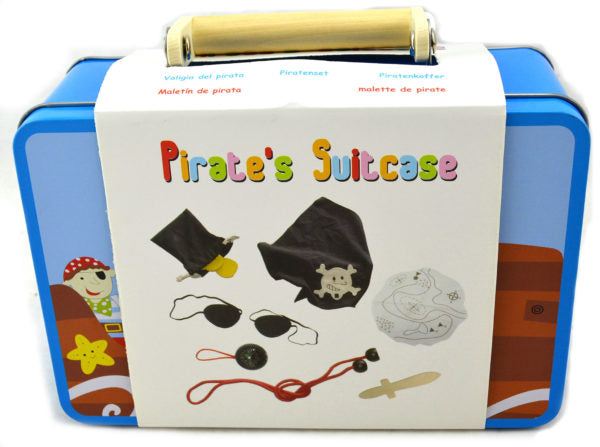 Pirates Suitcase