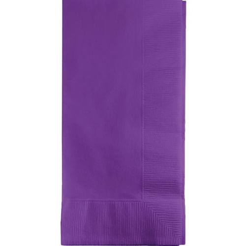 Purple Dinner Napkins P50