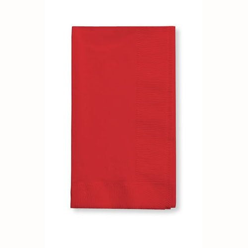 Red Dinner Napkins P50