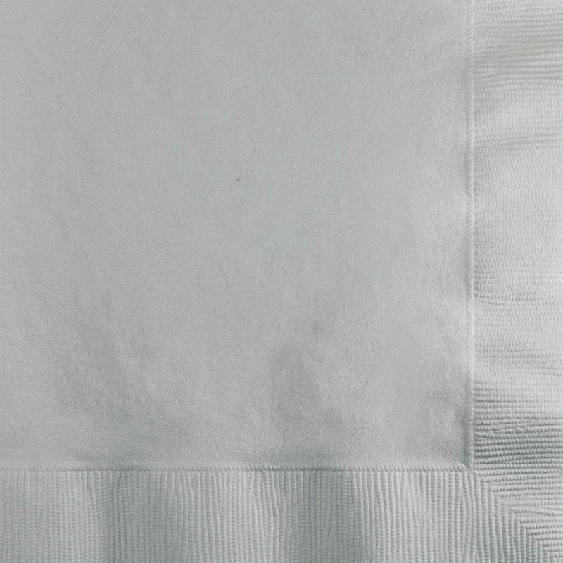 Silver Lunch Napkins P50
