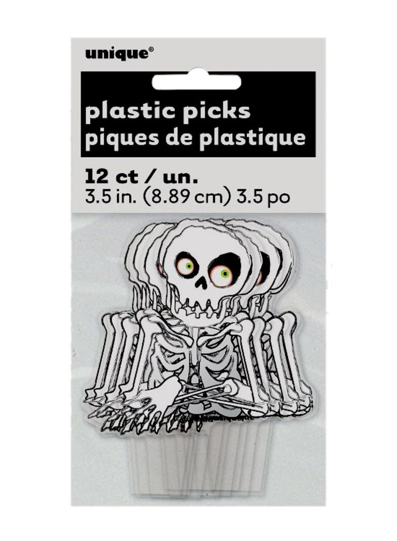 Skeleton Cake Topper Picks