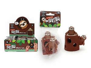 Stretchy Sloth Toy