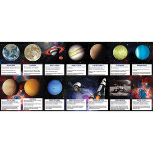 Space Blast Fact Cards