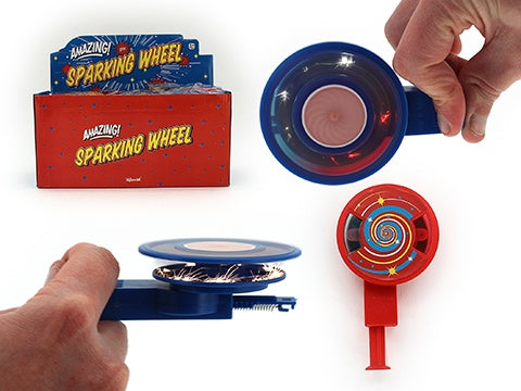 Sparking Wheel Toy