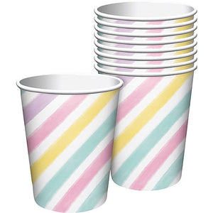 Sparkling Unicorn Paper Cups