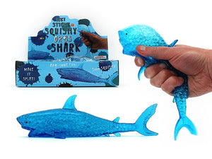 Squishy Water Orbz Shark