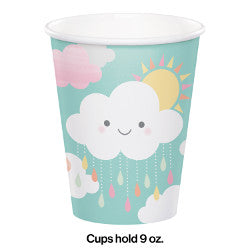 Sunshine Baby Shower Cups