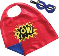 Super Hero Cape & Mask Set