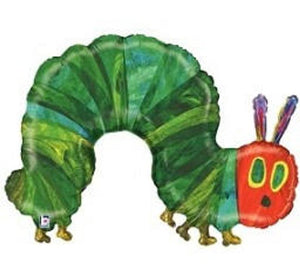 The Very Hungry Caterpillar Jumbo Foil Balloon