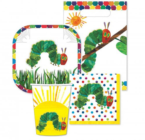 The Very Hungry Caterpillar Party Pack