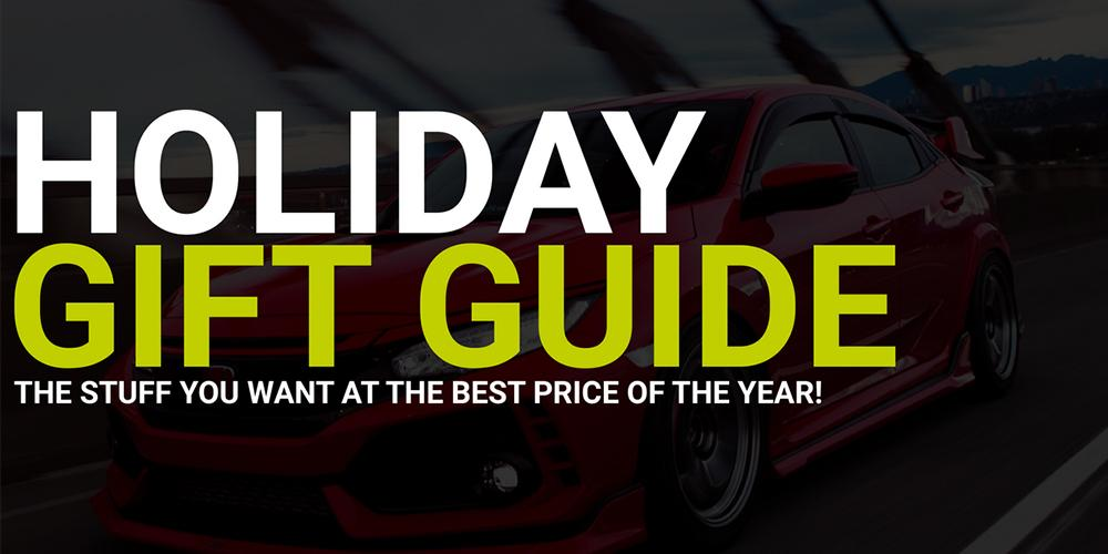 Hybrid Racing Holiday Gift Guide!