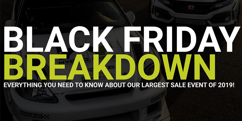 Hybrid Racing Black Friday Breakdown! A Complete Guide.