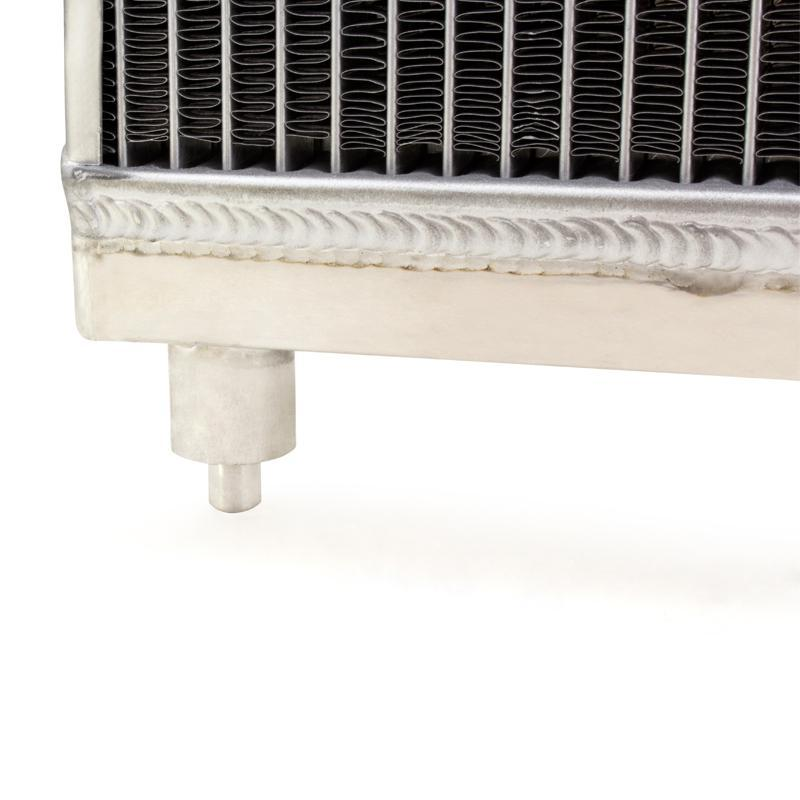 Hybrid Racing K-Swap Fullsize Radiator (96-00 Civic w/ K-Swap) HYB-RAD-01-11